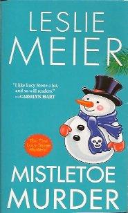 Mistletoe Murder, Meier, Leslie
