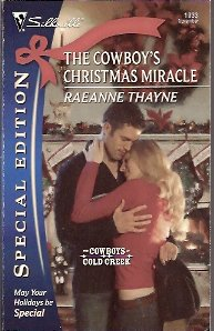 The Cowboy's Christmas Miracle, Thayne, Raeanne