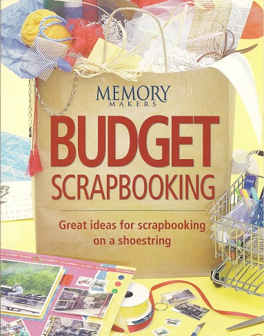 Budget Scrapbooking, Makers, Memory