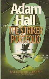 The Striker Portfolio, Hall, Adam
