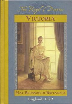 Victoria:  May Blossom of Britannia, England, 1829, Kirwan, Anna
