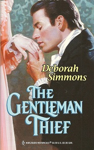 Gentleman Thief, Simmons, Deborah