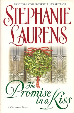 The Promise in a Kiss:  A Cynster Christmas Novel, Laurens, Stephanie