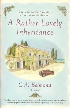 A Rather Lovely Inheritance, Belmond, C.A.