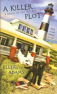 A Killer Plot, Adams, Ellery