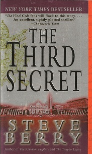 The Third Secret, Berry, Steve
