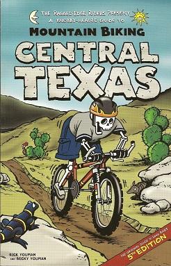 Mountain Biking Central Texas, Youman, Becky; Yoyman, Rick