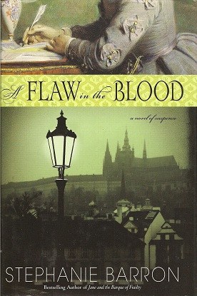 A Flaw in the Blood, Barron, Stephanie