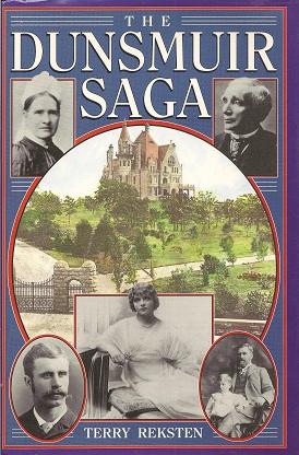 The Dunsmuir Saga, Reksten, Terry