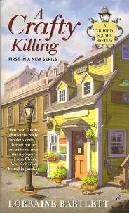 A Crafty Killing, Bartlett, Lorraine