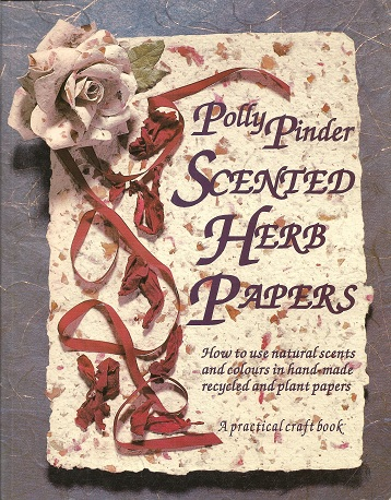 Scented Herb Papers, Pinder, Polly