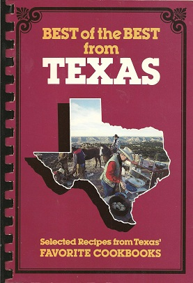 Best of the Best from Texas:  Selected Recipes from Texas' Favorite Cookbooks, McKee, Gwen; Moseley, Barbara; England, Tupper