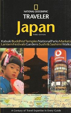 National Geographic Traveler:  Japan, Bornoff, Nicholas