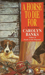A Horse to Die For, Banks, Carolyn