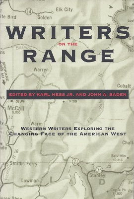 Writers on the Range, Hess, Karl; Baden, John