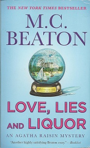 Love, Lies and Liquor, Beaton, M. C.