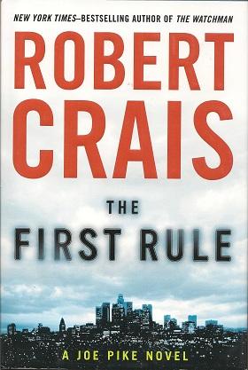 The First Rule, Crais, Robert