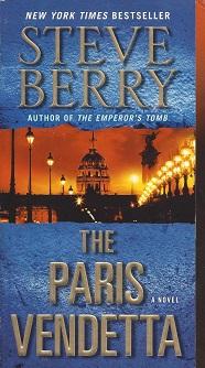The Paris Vendetta:  A Novel, Berry, Steve