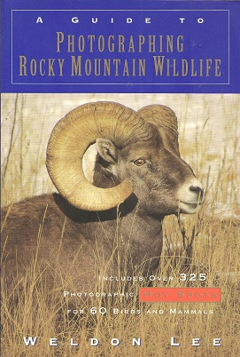 A Guide to Photographing Rocky Mountain Wildlife, Lee, Weldon