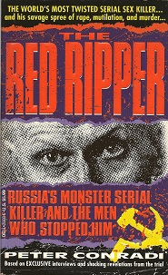 Red Ripper, Conradi, Peter