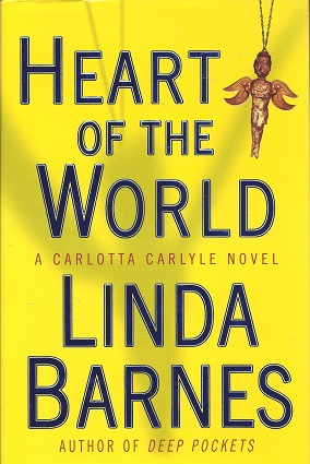 Heart of the World, Barnes, Linda