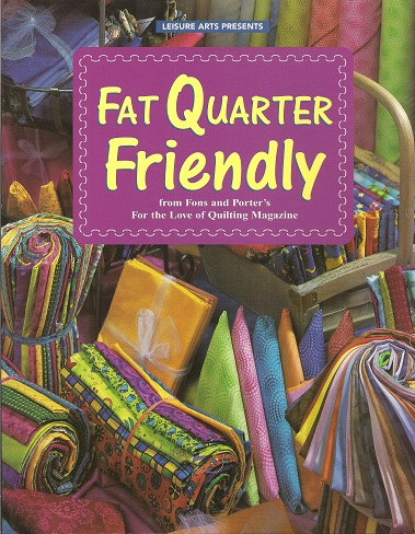 Fat Quarter Friendly, Fons, Marianne