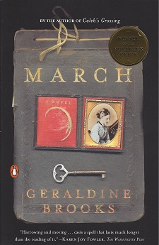 March:  A Novel, Brooks, Geraldine