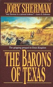 The Barons of Texas, Sherman, Jory