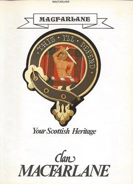 Clan Macfarlane, McNie, Alan