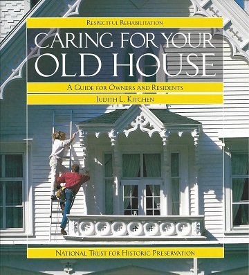 Caring for Your Old House:  A Guide for Owners and Residents, Kitchen, Judith L.