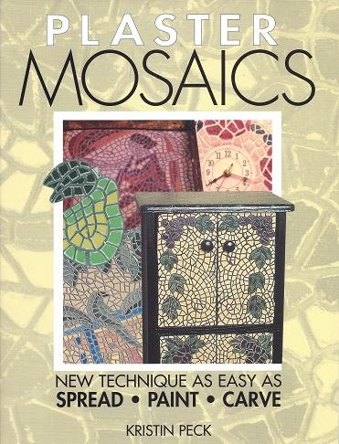 Plaster Mosaics, Peck, Kristin