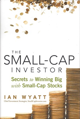 The Small-Cap Investor:  Secrets to Winning Big with Small-Cap Stocks, Wyatt, Ian