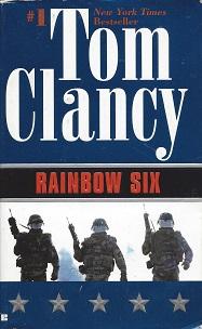 Rainbow Six, Clancy, Tom