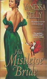 His Mistletoe Bride, Kelly, Vanessa