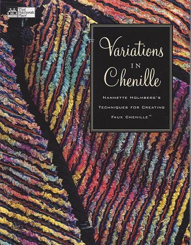 Variations in Chenille, Holmberg, Nannette