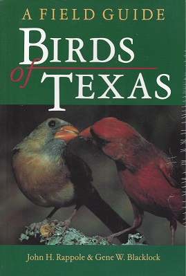 Image for Birds of Texas:  A Field Guide