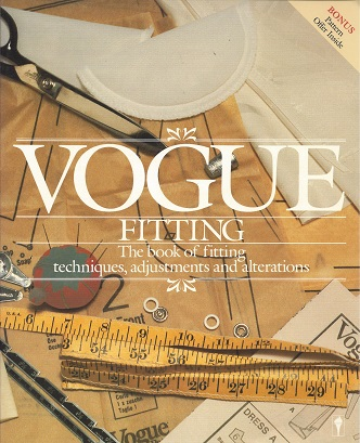 Vogue Fitting:  The Book of Fitting Techniques, Adjustments, and Alterations, Lenker, Sandra;  Gaughan (Illustrator), Phoebe; Moore (Ed.), Helen