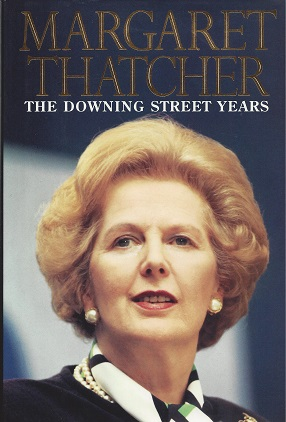 The Downing Street years, Margaret Thatcher
