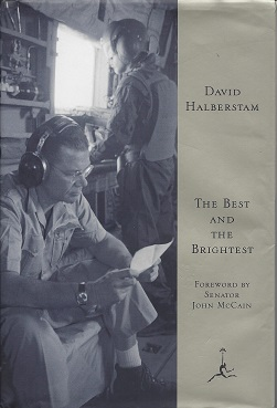 The Best and the Brightest, Halberstam, David; McCain (Foreword), John