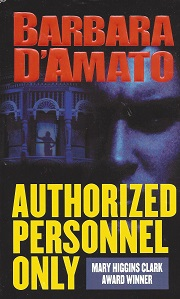 Authorized Personnel Only, D'Amato, Barbara