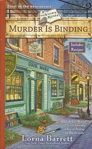 Murder Is Binding, Barrett, Lorna