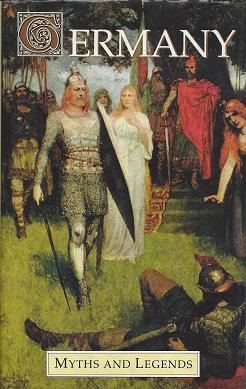 Germany:  Myths & Legends, Spence, Lewis