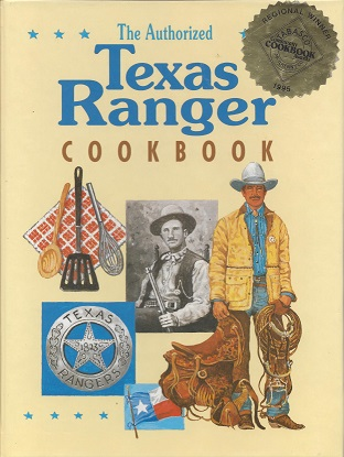 The Authorized Texas Rangers Cookbook