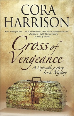 Cross of Vengeance: A Burren  Mystery, Harrison, Cora