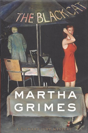 The Black Cat:  A Richard Jury Mystery, Grimes, Martha