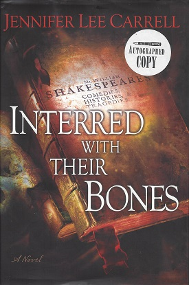 Interred with Their Bones, Carrell, Jennifer Lee