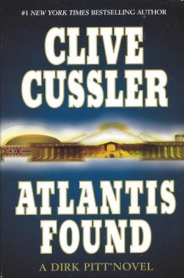 Atlantis Found, Cussler, Clive