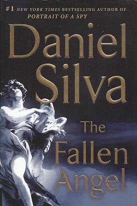 The Fallen Angel:  A Novel, Silva, Daniel