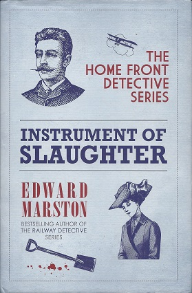 An Instrument of Slaughter, Marston, Edward