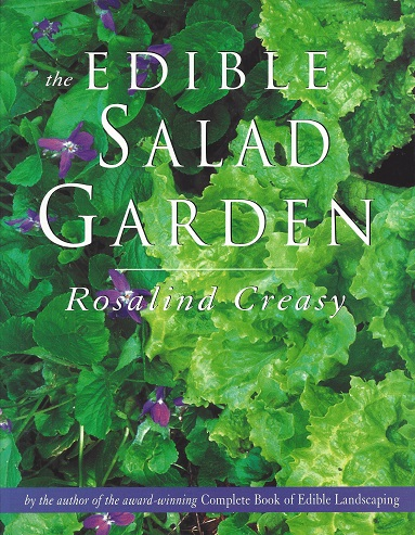 The Edible Salad Garden, Creasy, Rosalind